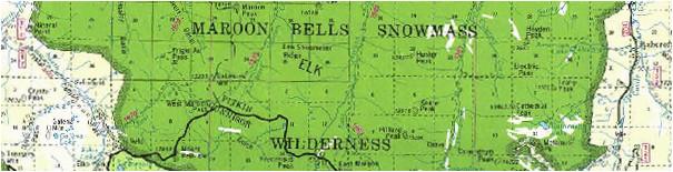 trail maps aspen trail finder