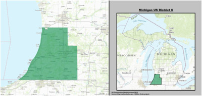 michigan s 13th congressional district revolvy