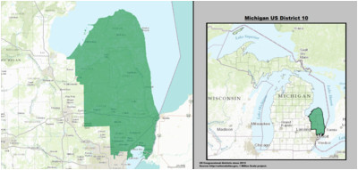 michigan s congressional districts revolvy