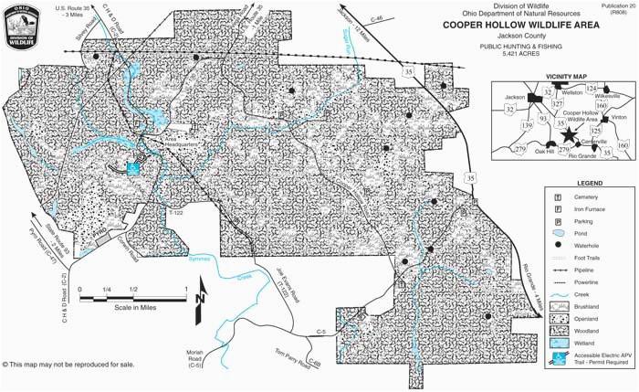 cooper hollow wildlife area