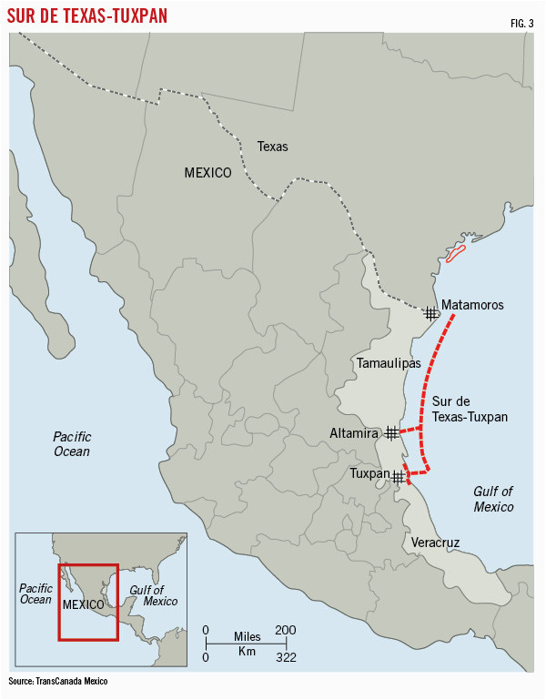 Michigan Natural Gas Pipeline Map Subsea Pipeline Projects