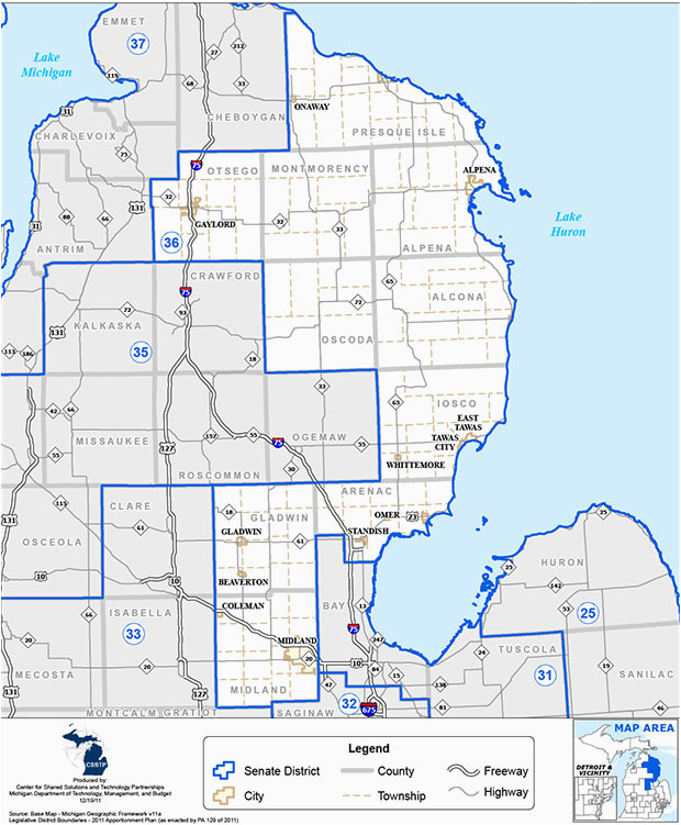 michigan congressional district map beautiful district maps directions