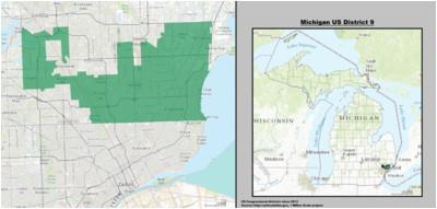 michigan s congressional districts revolvy