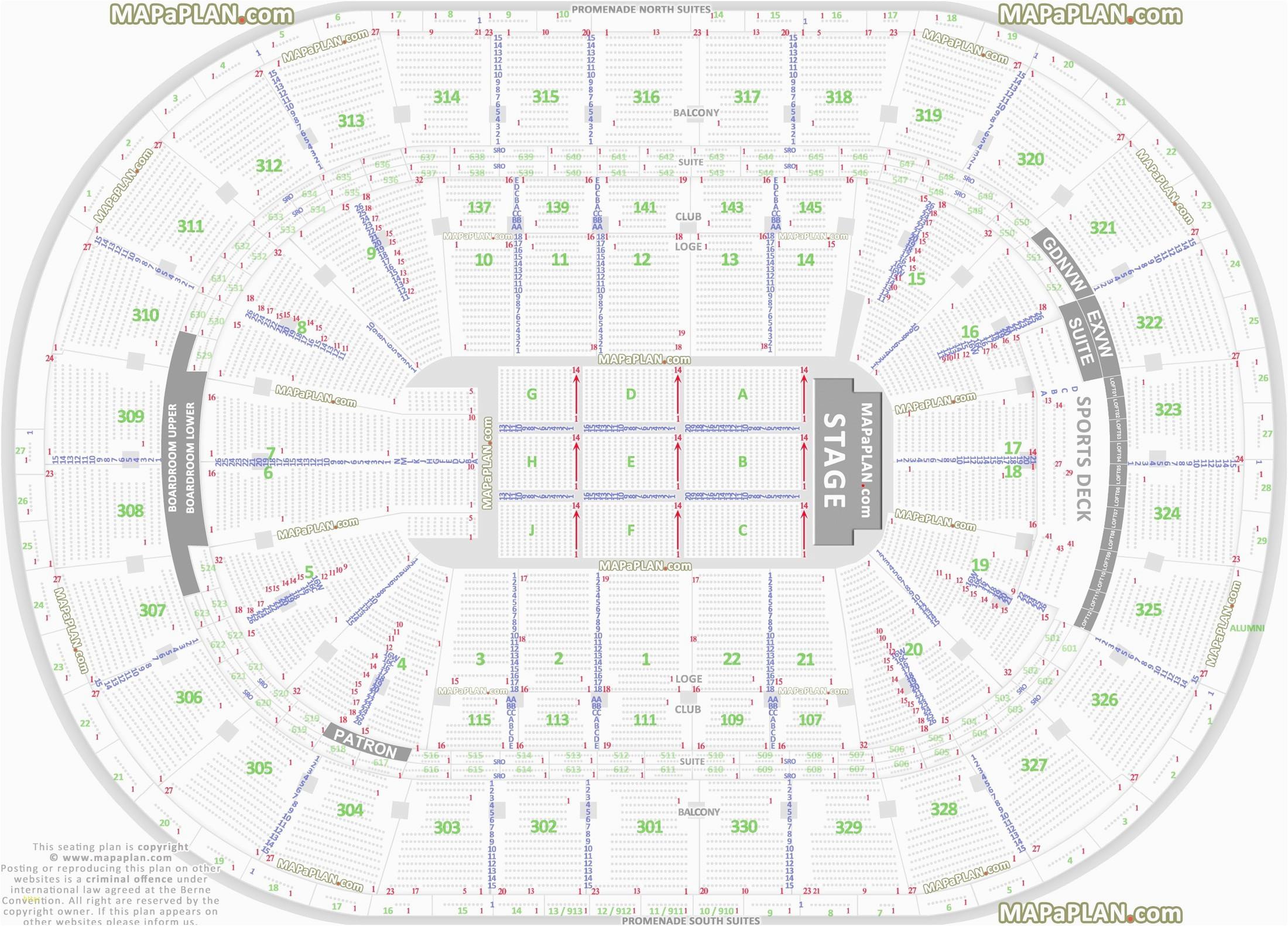 Michigan Stadium Seat Map 33 New Michigan Stadium Seating