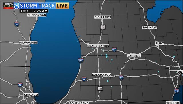 Michigan Weather Radar Map | secretmuseum