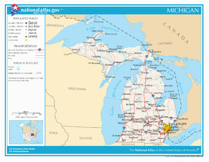 michigan wikitravel