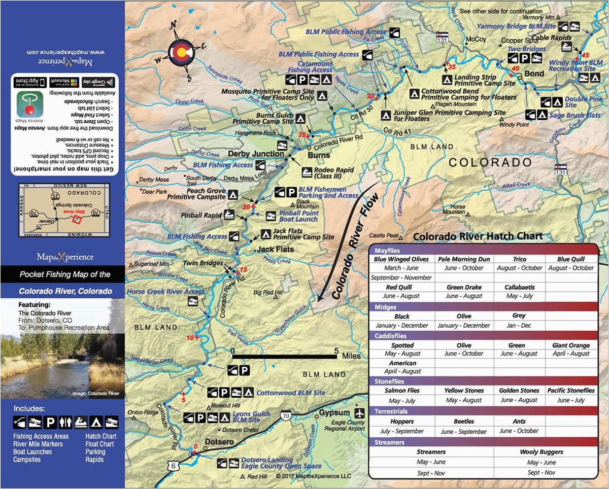 colorado fishing map bundle fishing maps fly fishing maps