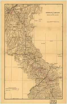 15 best historic georgia maps images on pinterest cards antique