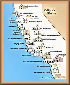 50 best art class california missions images on pinterest