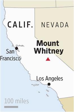 climbing mount whitney with kids wsj