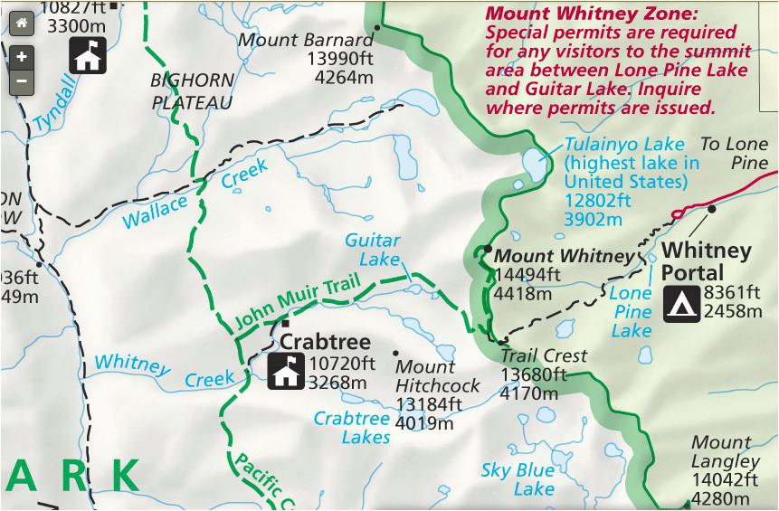 going nobo on the john muir trail hiking the jmt