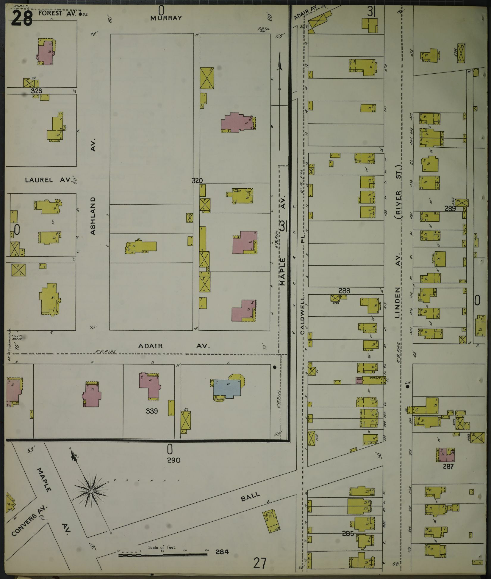 sanborn maps 1890 1899 sanborn fire insurance map from zanesville