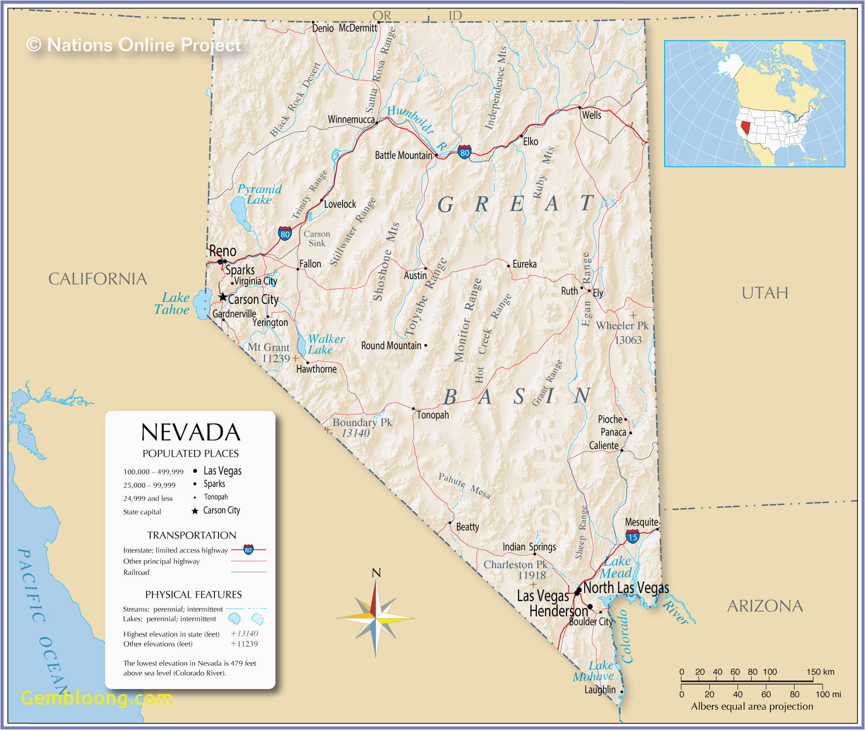nevada city ca map unique united states map cities fresh map od us