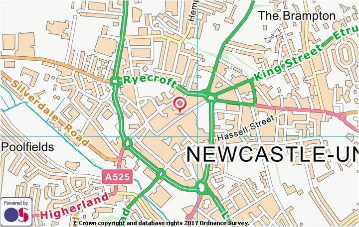 unit 7 castle walk newcastle under lyme staffordshire under offer