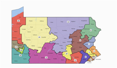 pennsylvania s congressional districts wikipedia