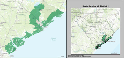 south carolina s 1st congressional district wikipedia
