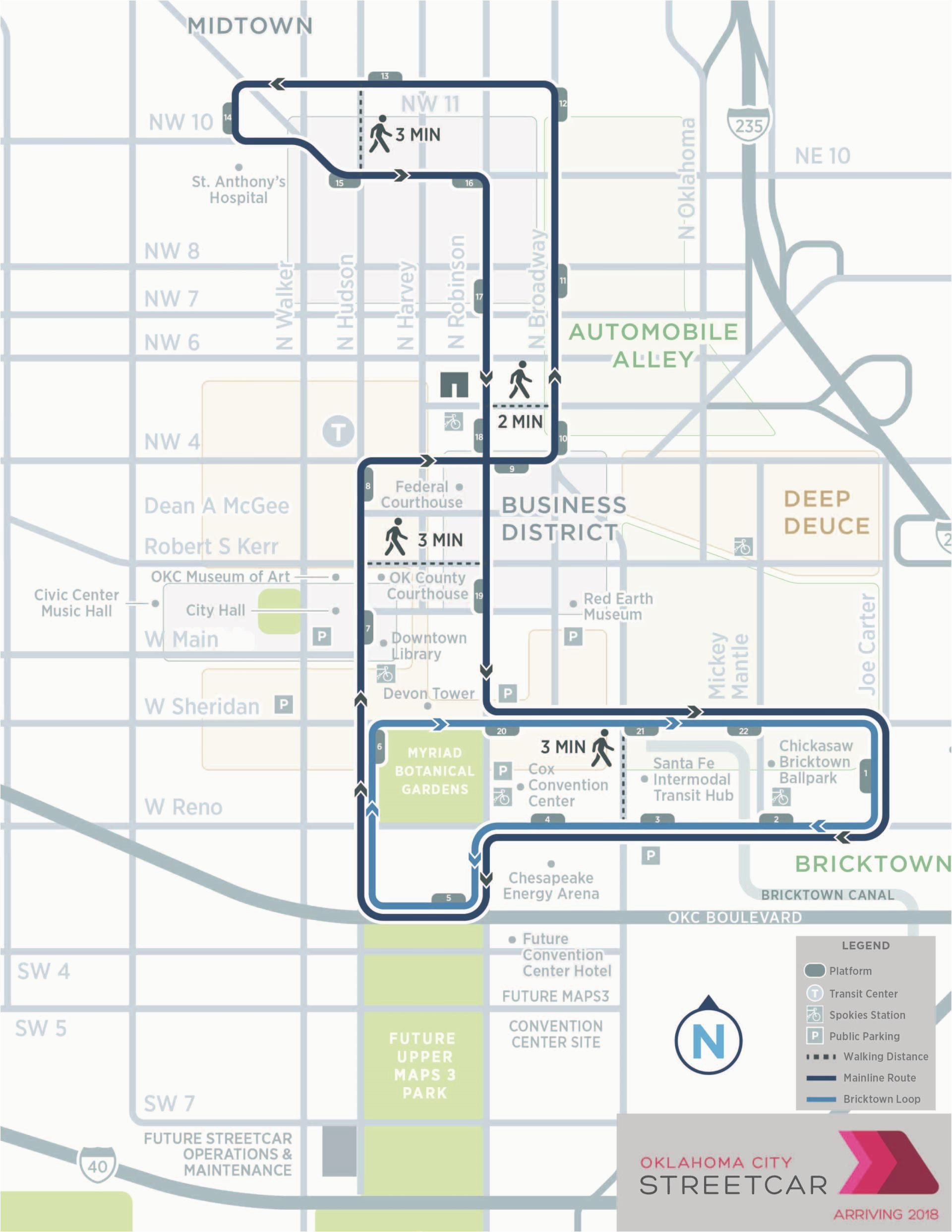 streetcar route map with legend cartography transit maps pinterest