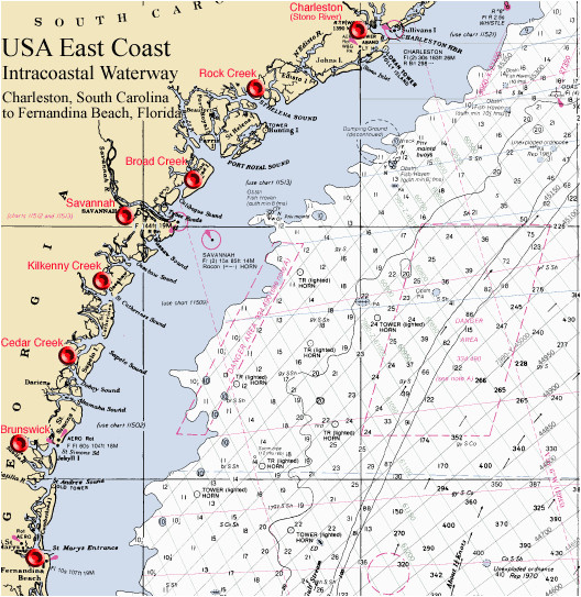 North Carolina Intracoastal Waterway Map 40 Icw Mileage ... on creek map, ip map, waterway in va map, sir walter raleigh route map, ice map, arc map, io map, cdc map, oak island north carolina beaches map, safeco map, iso map, aps map, microsoft map, icn map, icc map, axis map, travelers map, north carolina inland waterway map, marina map,