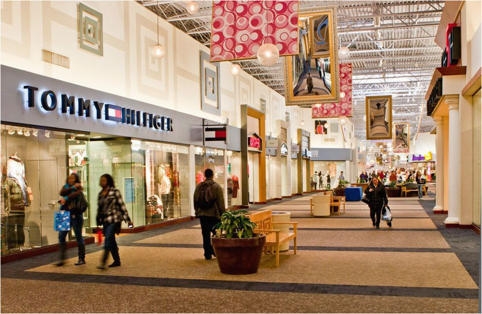 find the best outlet malls in the atlanta georgia area
