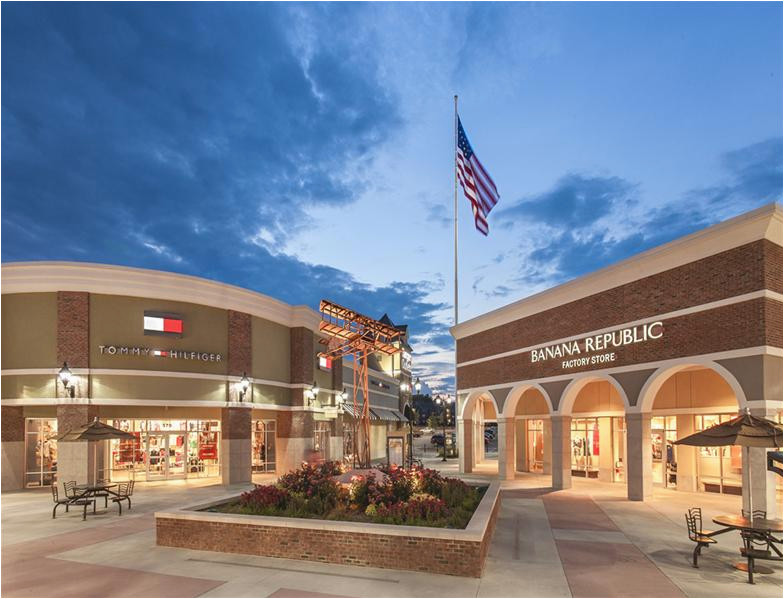 north georgia premium outlets map beautiful find the best outlet