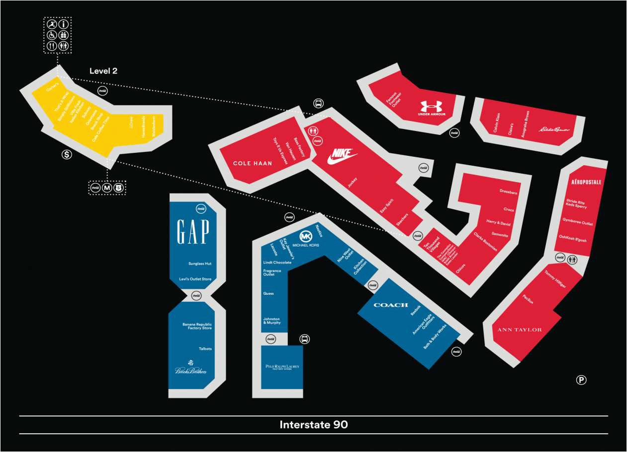 North Georgia Premium Outlet Map Kaminofen Outlet Mit ...