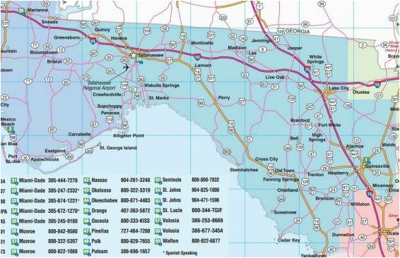 photo regarding Printable Map of Florida Keys referred to as North Ga Highway Map Florida Street Maps Statewide Community