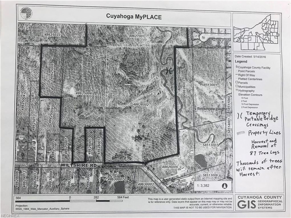 3330 wiltshire rd north royalton oh 44133 land for sale and real