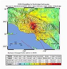 1994 northridge earthquake revolvy