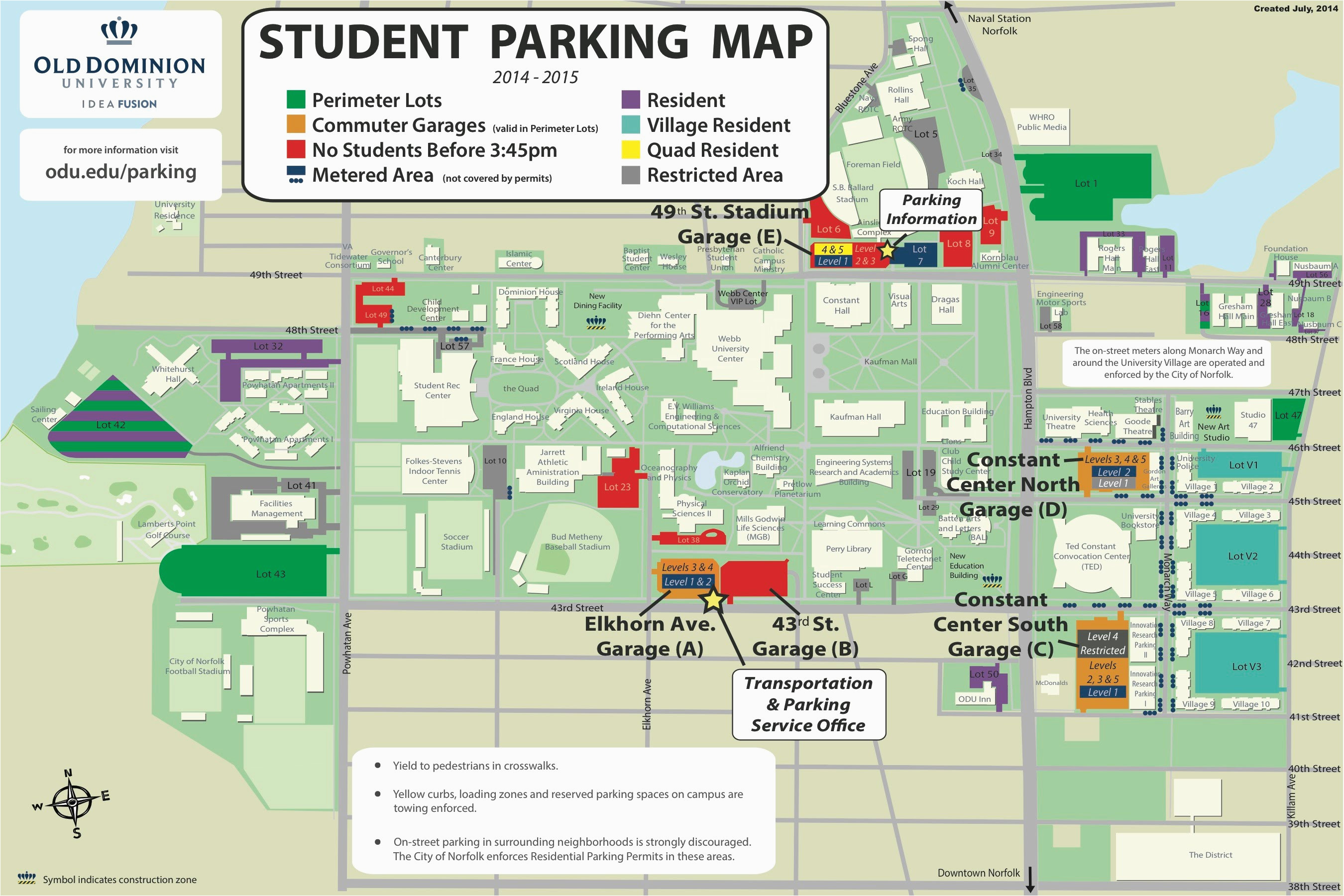 odu campus map lovely od union maps directions