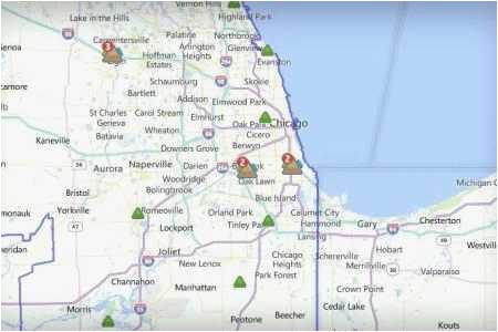 ohio edison outage map