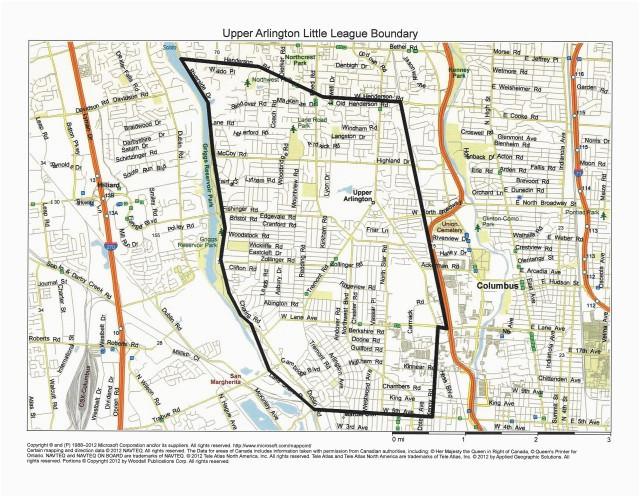 Ohio School District Map Secretmuseum