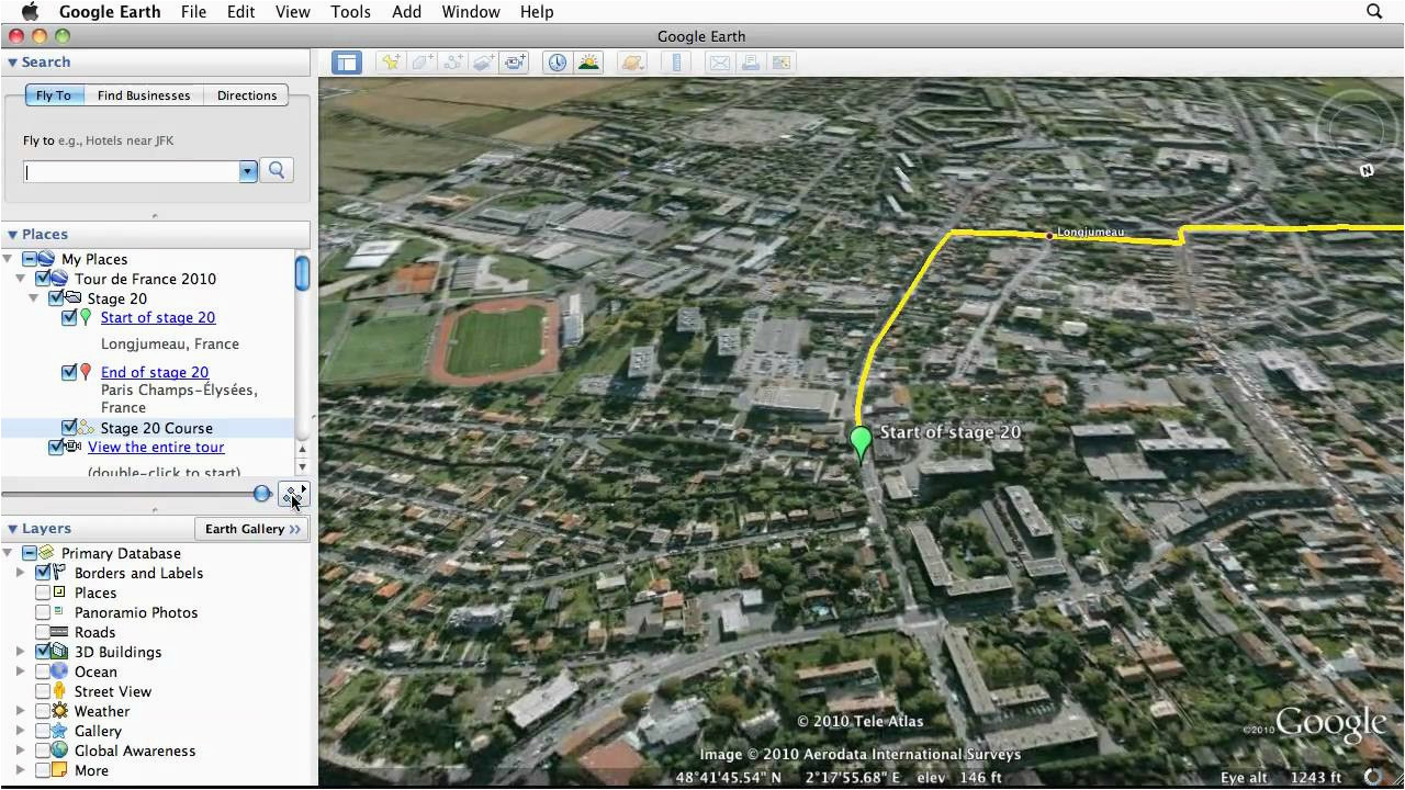 learn google earth recording a tour youtube