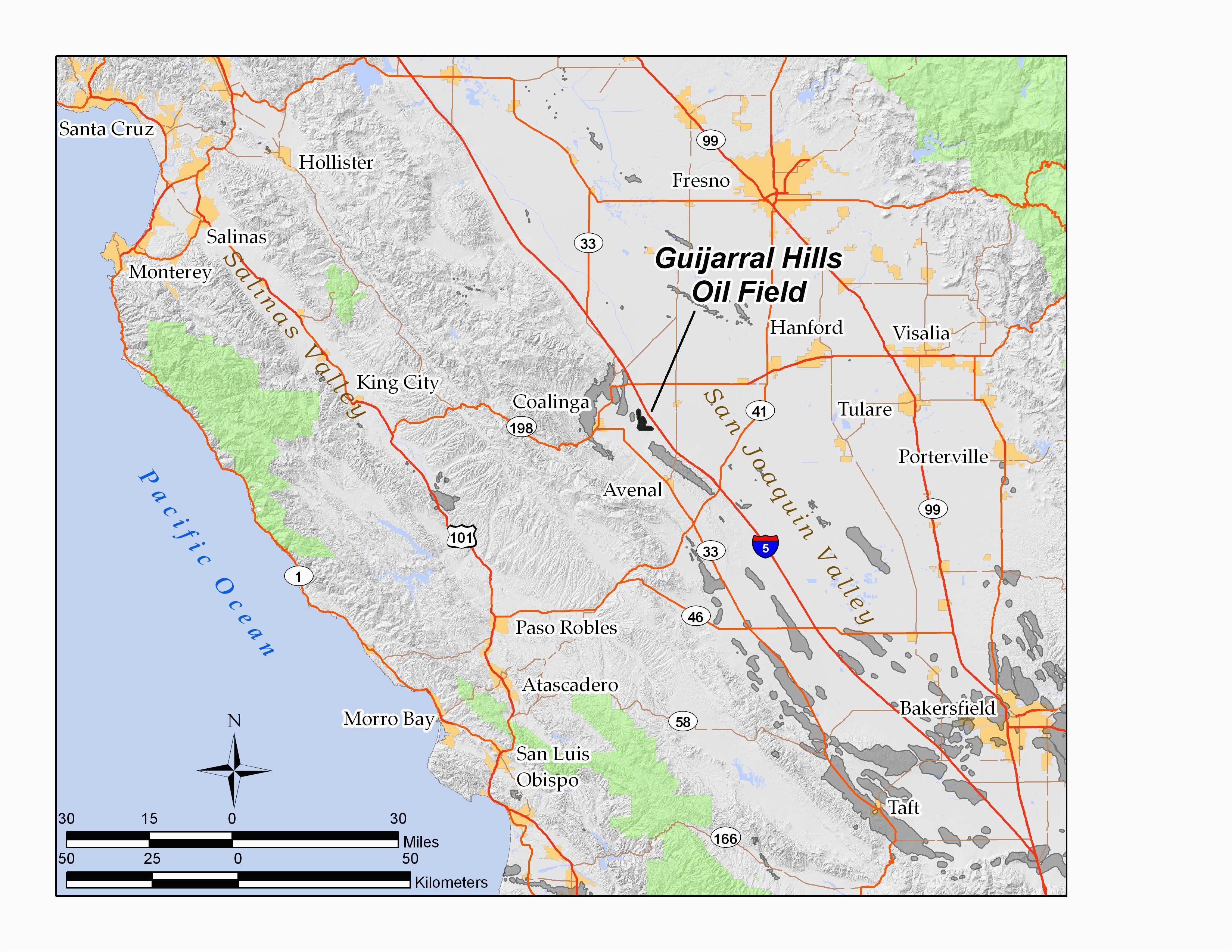 guijarral hills oil field wikipedia