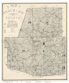 21 best georgia old maps images state map antique maps county map