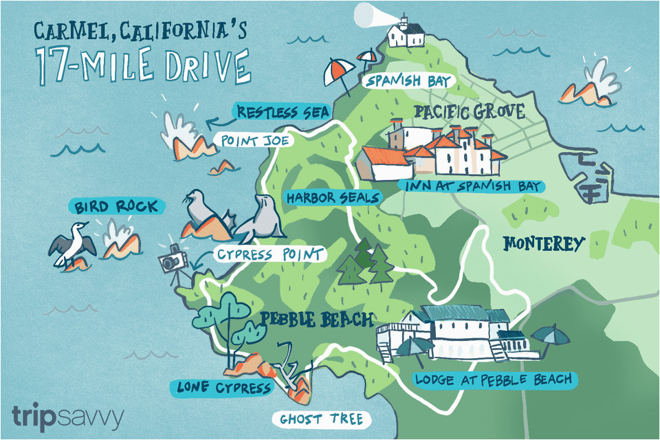 17 mile drive must do stops and proven tips