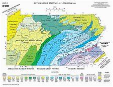geology of pennsylvania revolvy