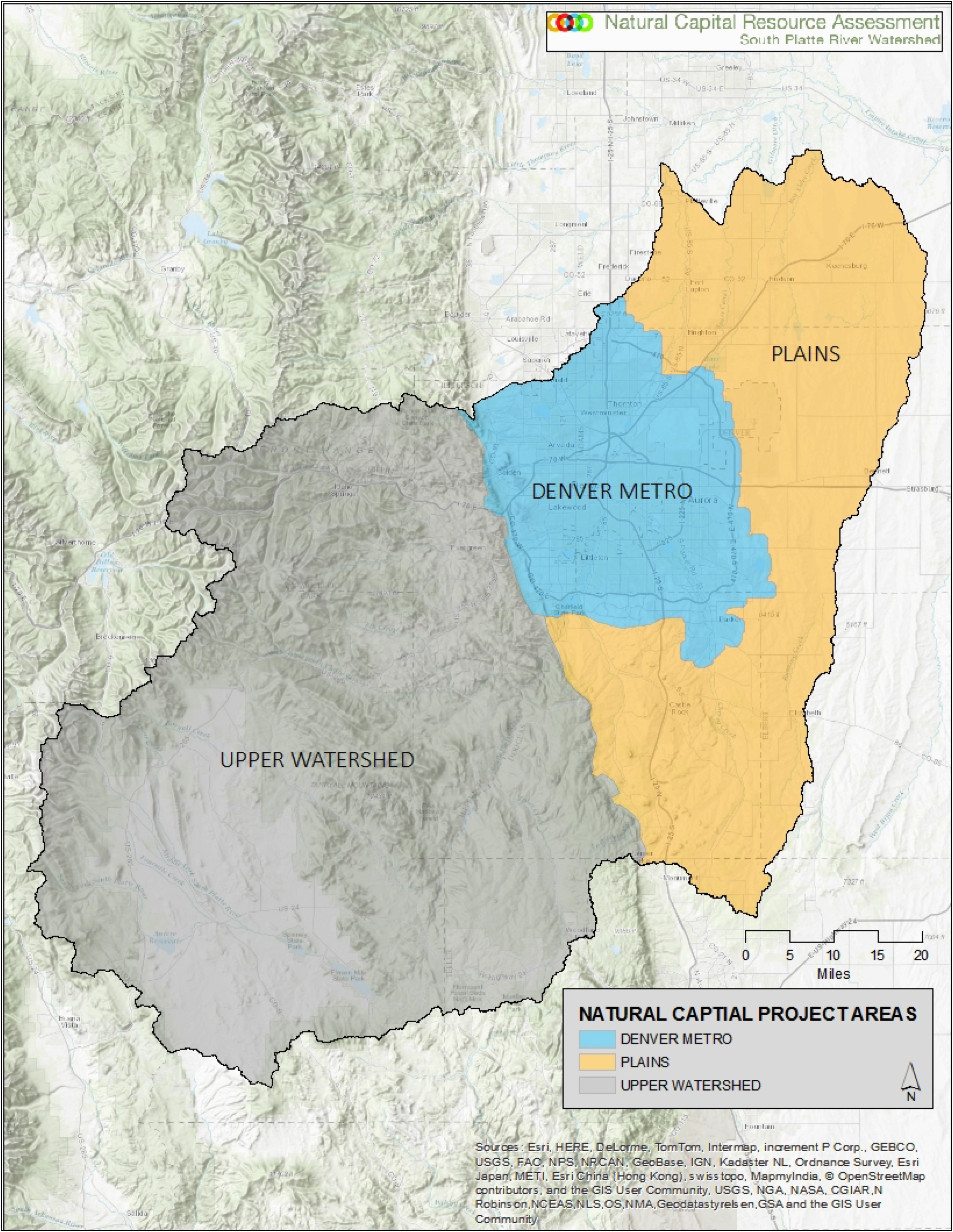 south platte natural capital project urban waters federal