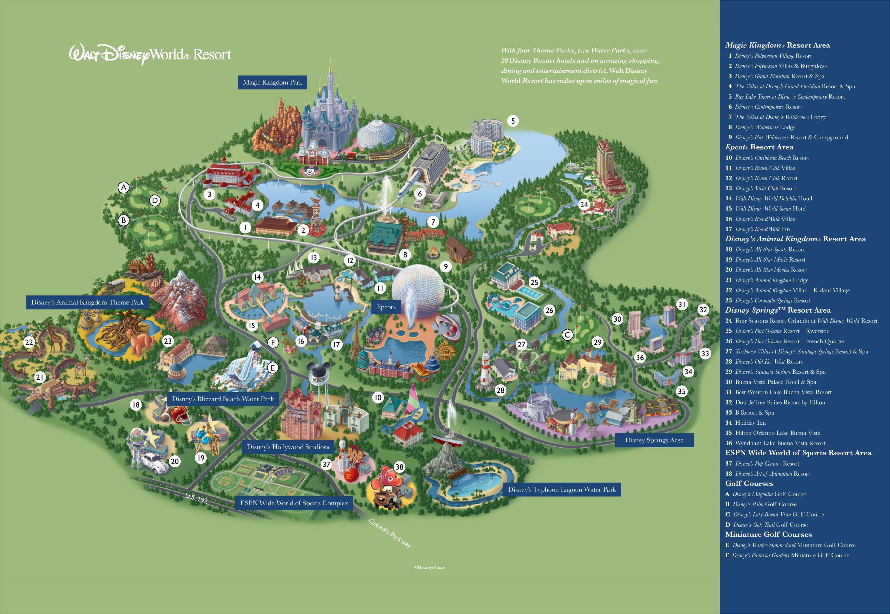 image about Printable Map of Disneyland called Printable Map Of Disneyland California 10 Remarkable Printable