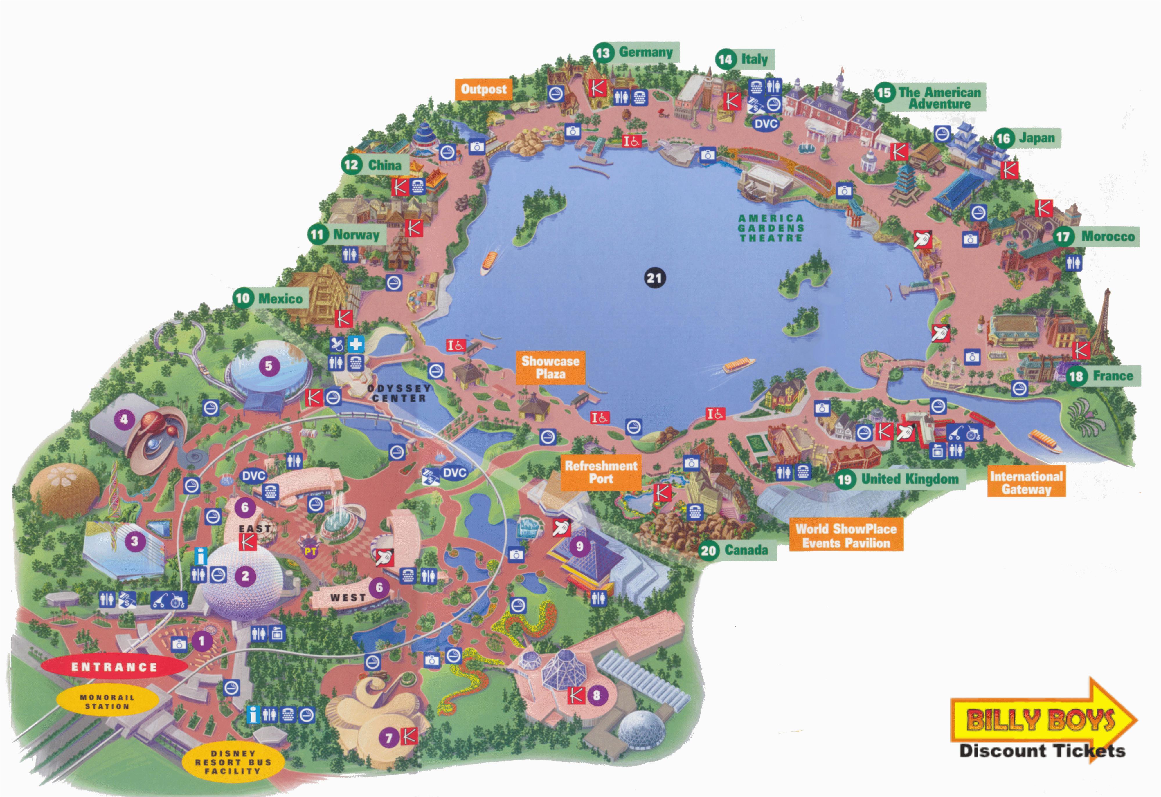 Map Of California Disneyland.California Disneyland Map Map Of Garden