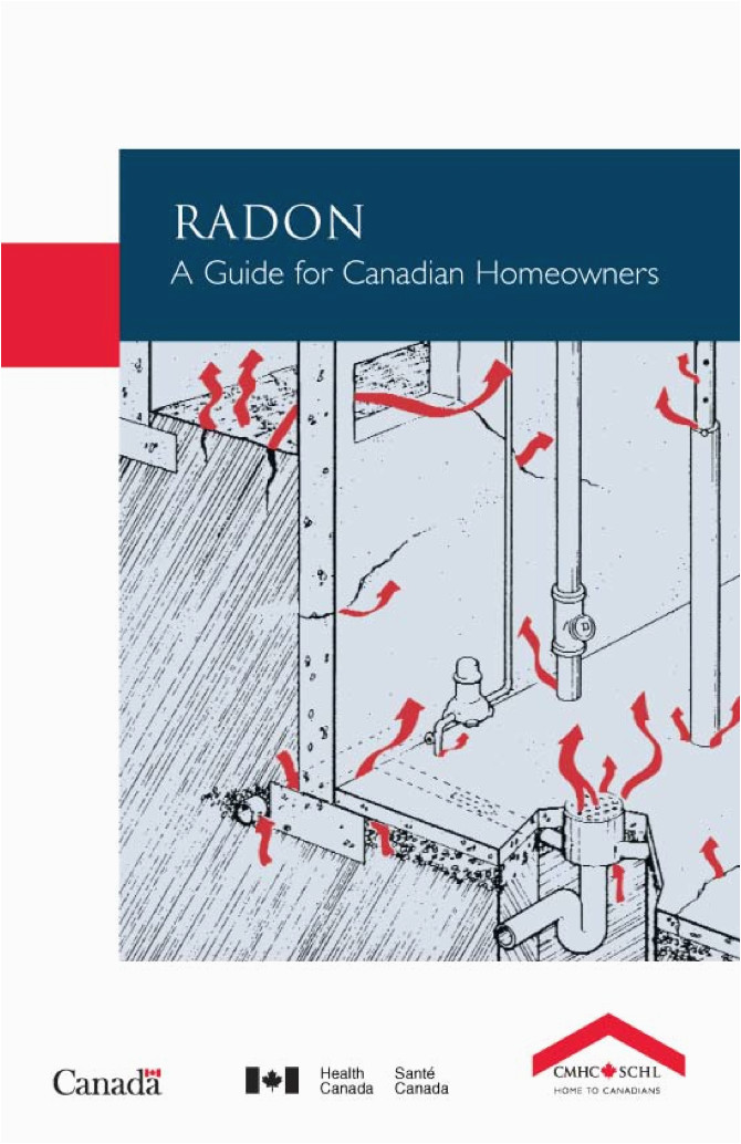 health canada s cross canada survey of radon concentrations in homes