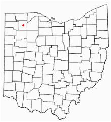 Richfield Ohio Map Secretmuseum