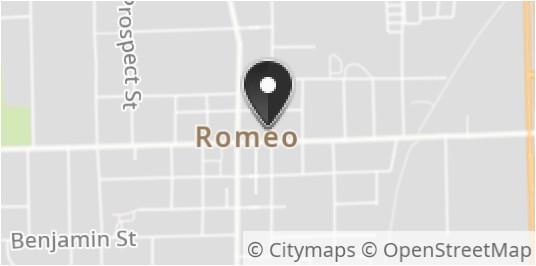 four corners diner romeo restaurant reviews phone number