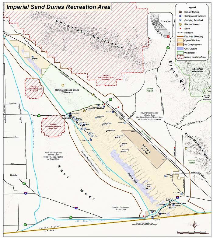 Sand Dunes In California Map | secretmuseum on goodyear california map, fun california map, highway 395 oregon map, california lakes map, flagstaff california map, california on map, outlet mall california map, arizona strip visitor map, big bear california map, aspen colorado map, san manuel california map, buckeye california map, southern california map, coolidge california map, pacific coast highway 1 california map, whistler backcountry map, miami california map, old highway 80 california map, phoenix california map, peoria california map,