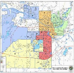 maps pdfs battle creek mi