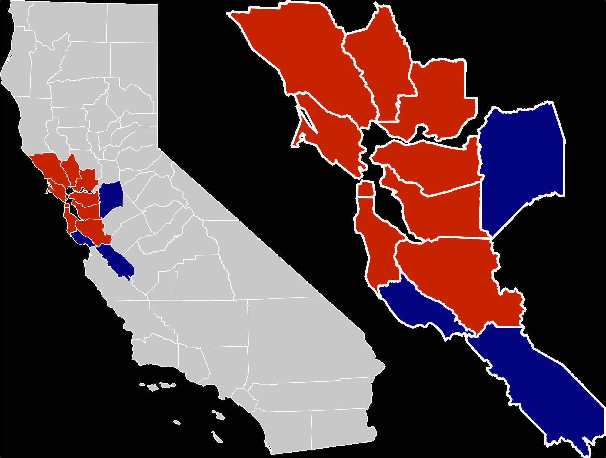 sex offender registry california map reference san francisco bay