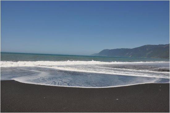 black sand beach shelter cove ca picture of black sands beach