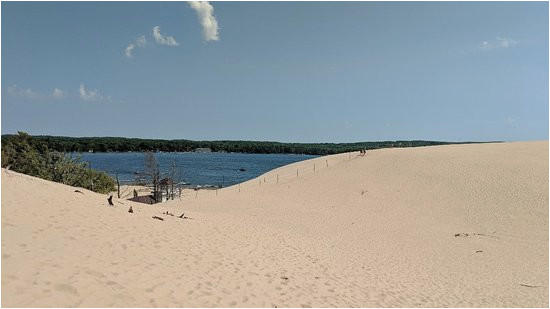 silver lake dunes picture of silver lake sand dunes hart