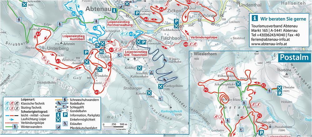 bergfex cross country skiing abtenau im lammertal cross country