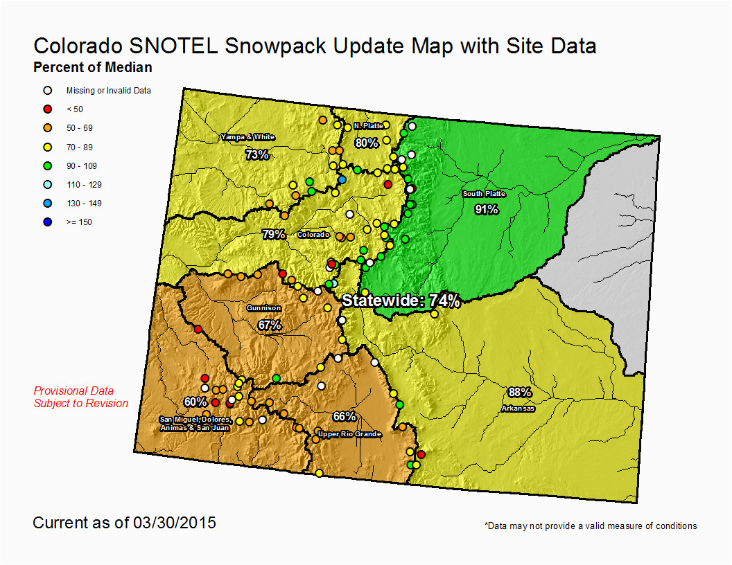 snowpack news part 2 gunnison and yampa white flirt with 2002