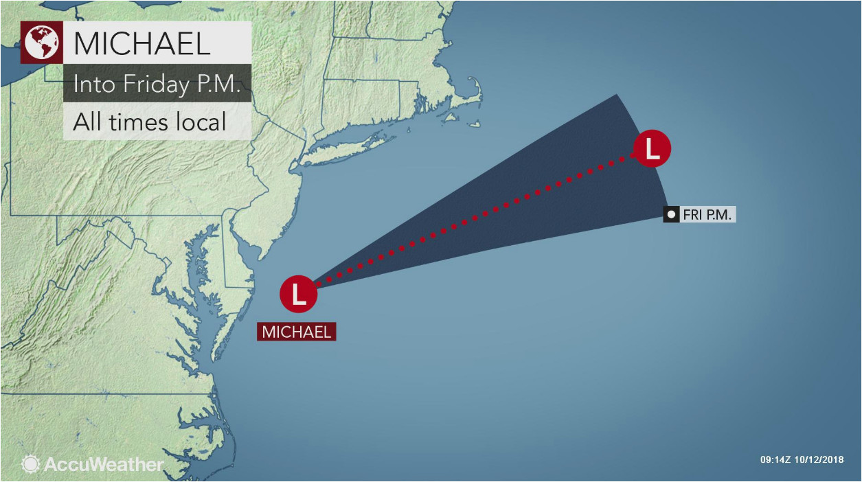flooding strong winds from michael to rip a path of damage across